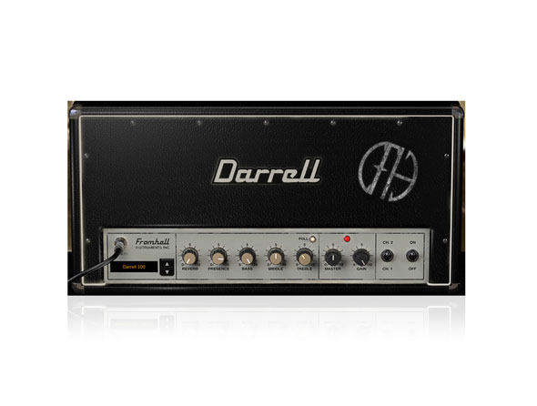 IK Multimedia - Dimebag Darrell CFH Collection for AmpliTube