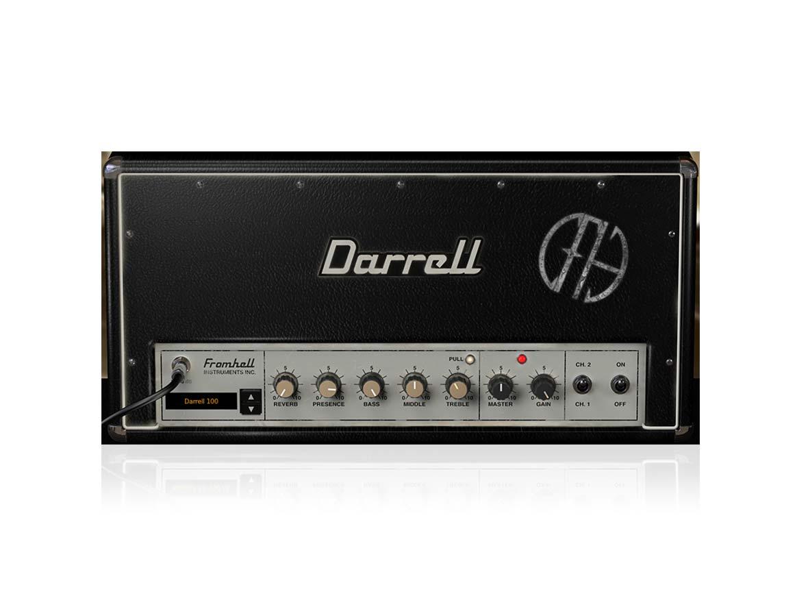 Dimebag Darrell CFH Collection for AmpliTube