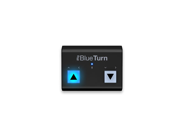 Musical Instruments & Gear Pro Audio Equipment Imported From Abroad New Ik Multimedia Irig Blueturn Bluetooth Page Turner Sheet Music Soft And Light