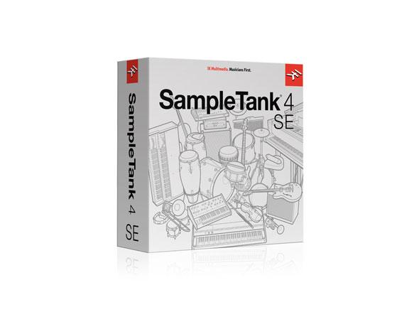 IK Multimedia - SampleTank 4
