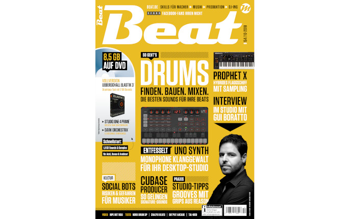 Beat front cover October 2018