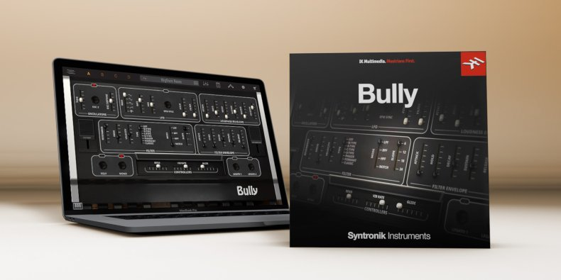 Syntronik Bully promo