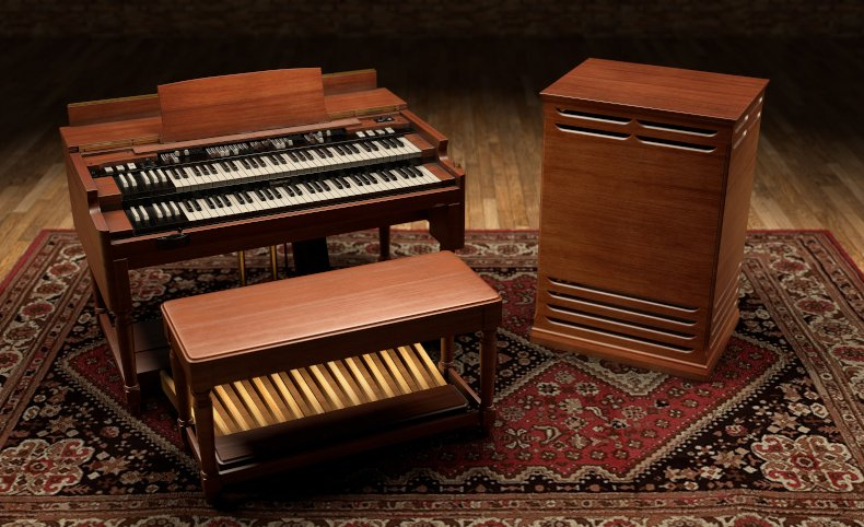 Hammond B-3X for iPad - Image 3