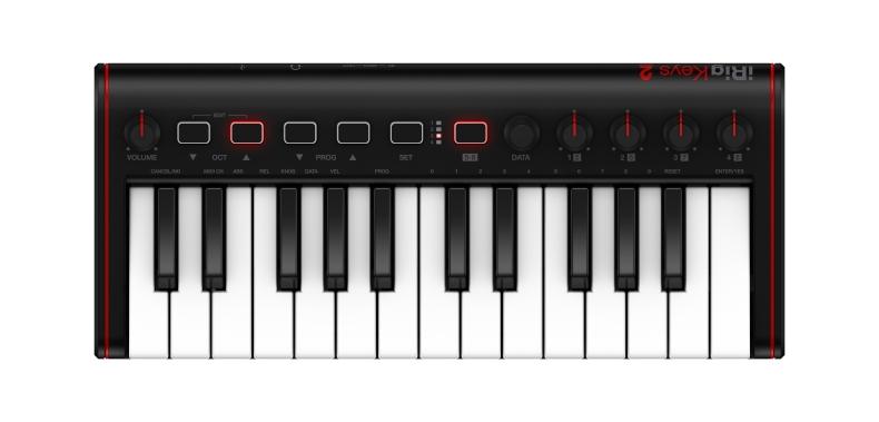 iRig Keys 2 Mini - Image 2