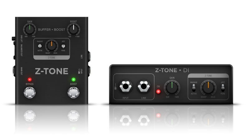 Z-Tone Buffer Boost and Ztone DI - Image
