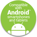 compatible with Android devices