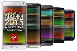 IK Multimedia Zero Latency Android