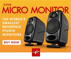 IK Multimedia's iLoud Micro Monitor