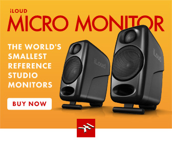 IK Multimedia's iLoud Micro Monitor