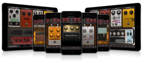 AmpliTube for iPhone and iPad