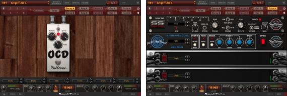 Fulltone Collection for AmpliTube
