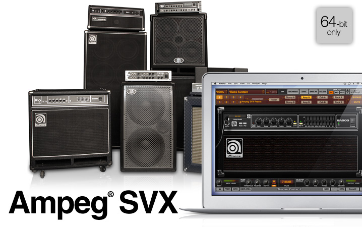 Ampeg SVX