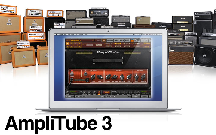 IK Multimedia Amplitube3 купить в Украине