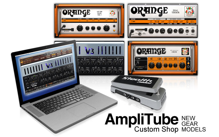 AmpliTube Custom Shop 3.9