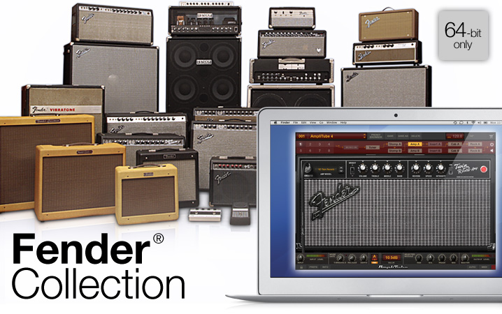Fender Collection for AmpliTube