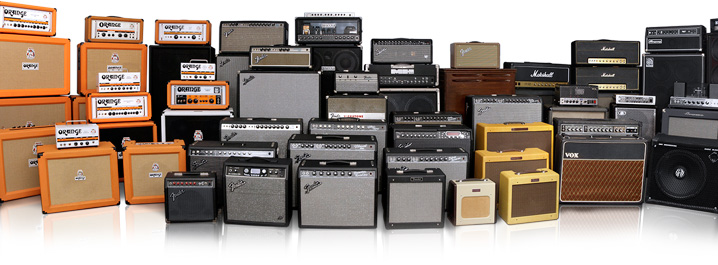 The Amp Room