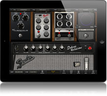 Amplitube Fender iPad