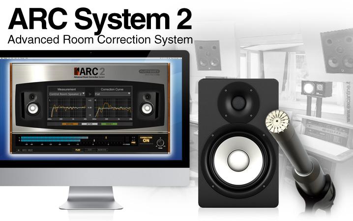 IK Multimedia ARC System 2 купить в Украине