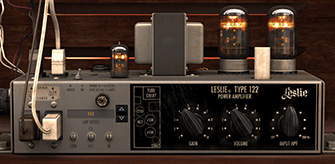 AmpliTube Leslie® - The official Leslie® collection for AmpliTube