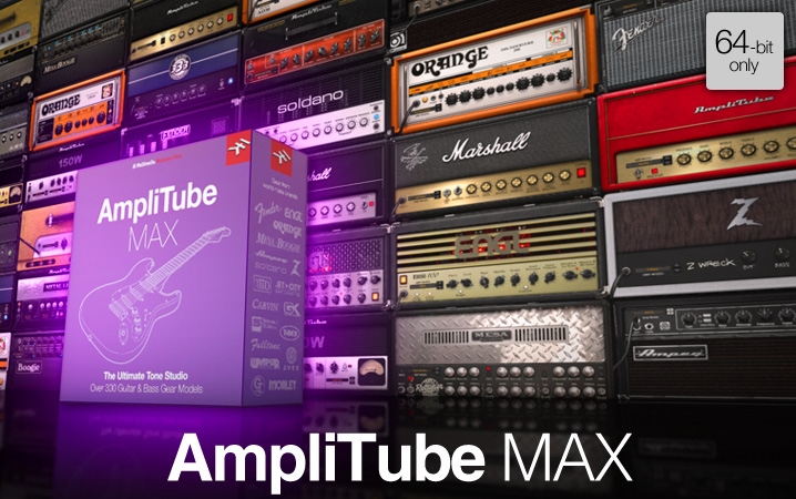 AmpliTube Max Bundle