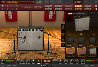 Fender Collection 2 for AmpliTube