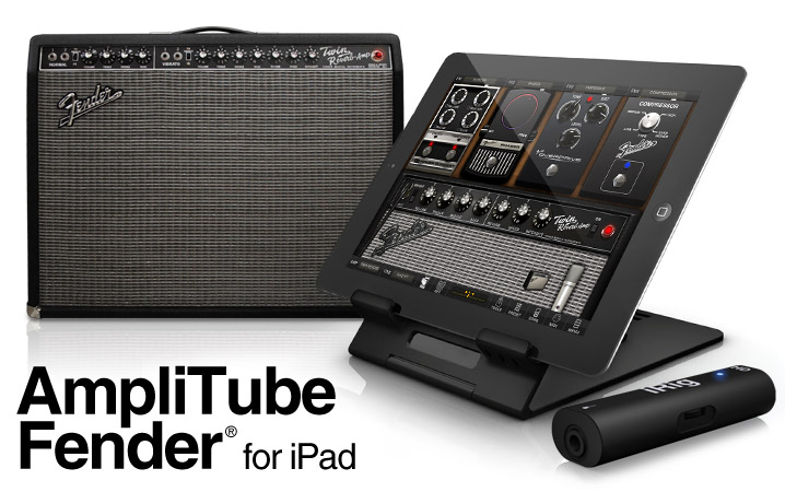 AmpliTube Fender for iPad