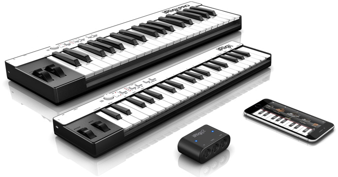 iRig Controllers/Interfaces