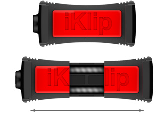 iKlip Grip Pro bracket extension