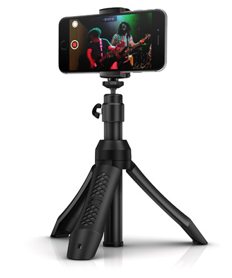 iKlip Grip Pro as adapter for generic tripod