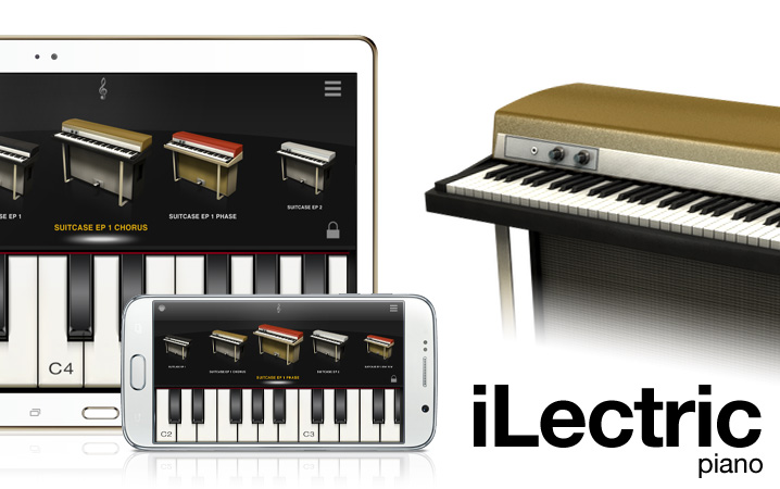 iLectric Piano for Android