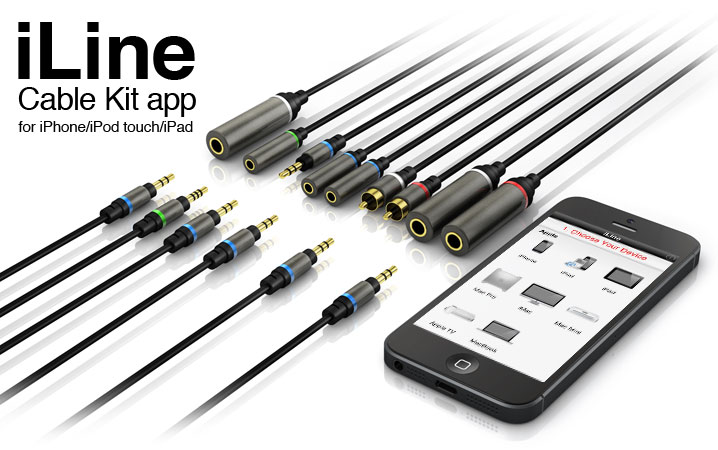 iLine Cable Kit App