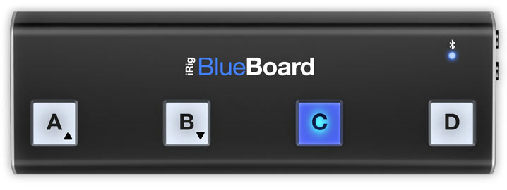 The iRig BlueBoard