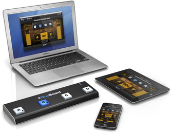 iRig BlueBoard App for iPhone, iPad, Mac
