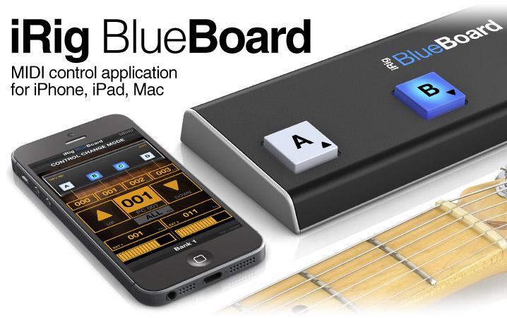 iRig BlueBoard App