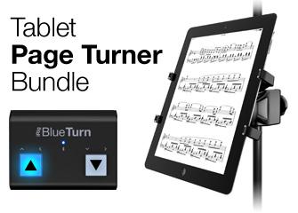 Tablet Page Turner Bundle