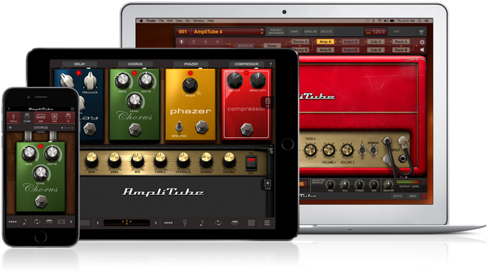 iRig HD 2 and AmpliTube