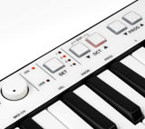 iRig Keys controls