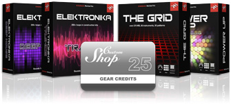 Free Instruments + 25 Gear Credits for SampleTank 3