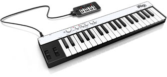 iRig KEYS with iPhone