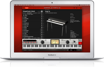 SampleTank for Mac/PC