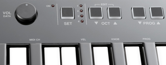 iRig Keys 37 connections