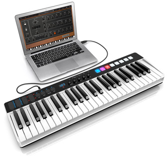 iRig Keys I/O with Mac