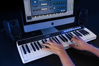 iRig Keys I/O with Mac