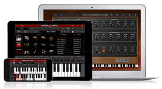 iRig Keys I/O - software included