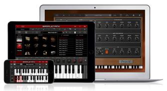 iRig Keys I/O - software included