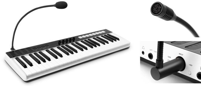 iRig Keys I/O Mic