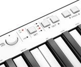 iRig Keys PRO controls