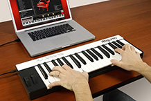 iRig Keys PRO with Mac