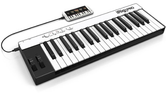 iRig Keys Pro with Android