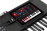 Keyboard and iPad